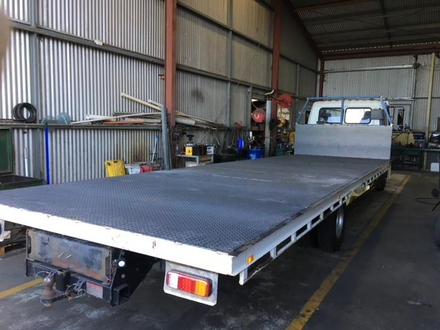 Truck Tray